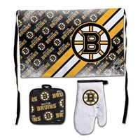 Picture of Boston Bruins Barbeque Tailgate Set-Premium