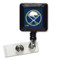 Picture of Buffalo Sabres Retractable Badge Holder