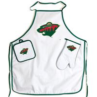 Picture of Minnesota Wild Barbeque Tailgate Set