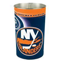 "Picture of New York Islanders Wastebasket - tapered 15""H"