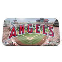 Picture of Angels Crystal Mirror License Plate