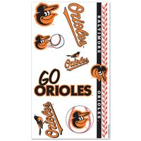 Picture of Baltimore Orioles Tattoos