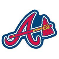 Picture of Atlanta Braves Logo on the Go Go