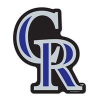 Picture of Colorado Rockies Logo on the Go Go