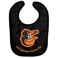 Picture of Baltimore Orioles All Pro Baby Bib