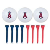 Picture of Angels 3 Golf Balls w/Tees