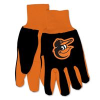 Picture of Baltimore Orioles Adult Two Tone Gloves