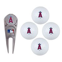 Picture of Angels 4 Ball Gift Set w/Divot Tool, Marker