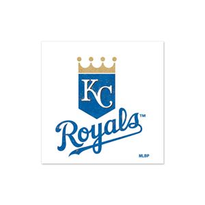 Picture of Kansas City Royals Glitter Tattoo 2 pack