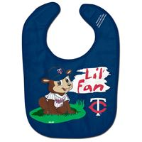Picture of Minnesota Twins All Pro Baby Bib