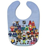 Picture of Mixed Teams All Pro Baby Bib