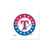Picture of Texas Rangers Glitter Tattoo 2 pack