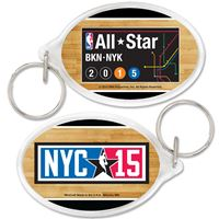 Picture of Brooklyn Nets Acrylic Key Ring Carded Oval