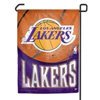 "Picture of Los Angeles Lakers Garden flag 11"" x 15"""