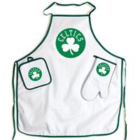 Picture of Boston Celtics Barbeque Tailgate Set