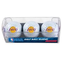 Picture of Los Angeles Lakers Golf Balls - 3 pc sleeve