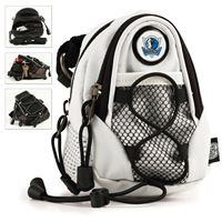 Picture of Dallas Mavericks Mini Day Pack White