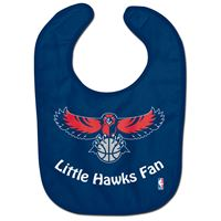 Picture of Atlanta Hawks All Pro Baby Bib