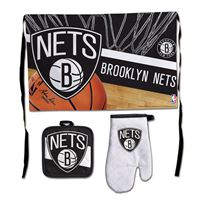 Picture of Brooklyn Nets Barbeque Tailgate Set-Premium
