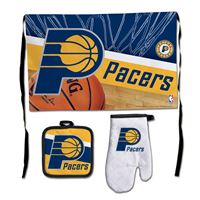 Picture of Indiana Pacers Barbeque Tailgate Set-Premium