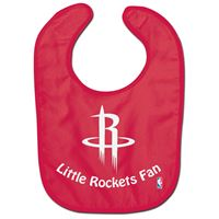 Picture of Houston Rockets All Pro Baby Bib