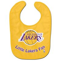Picture of Los Angeles Lakers All Pro Baby Bib