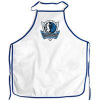 Picture of Dallas Mavericks Barbeque Aprons - white