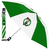 Picture of Boston Celtics Auto Folding Umbrella