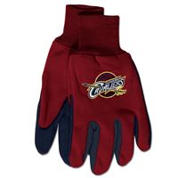 Picture of Cleveland Cavaliers Adult Two Tone Gloves