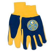 Picture of Denver Nuggets Adult Two Tone Gloves