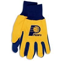 Picture of Indiana Pacers Adult Two Tone Gloves