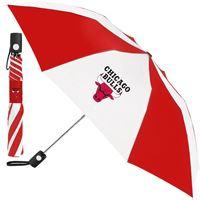 Picture of Chicago Bulls Auto Folding Umbrella