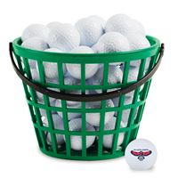 Picture of Atlanta Hawks Bucket of 36 Golf Balls