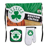 Picture of Boston Celtics Barbeque Tailgate Set-Premium