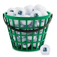Picture of Dallas Mavericks Bucket of 36 Golf Balls