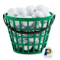 Picture of Indiana Pacers Bucket of 36 Golf Balls