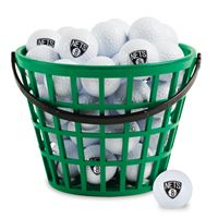 Picture of Brooklyn Nets Bucket of 36 Golf Balls
