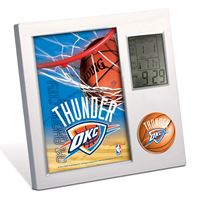 Picture of Oklahoma City Thunder Desk Clock