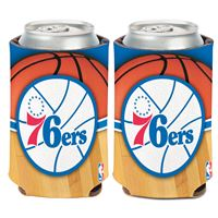 Picture of Philadelphia 76ers Can Cooler 12 oz