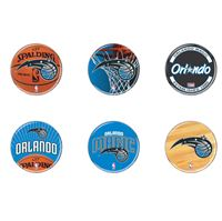 "Picture of Orlando Magic Button 6 Pack 2"" Round"