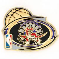 Picture of Toronto Raptors Collector Pin Jewelry Card