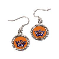 Picture of Phoenix Suns Earrings Jewelry Carded Round