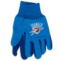 Picture of Oklahoma City Thunder Adult Two Tone Gloves