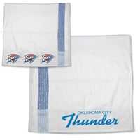 Picture of Oklahoma City Thunder Ribbed Bench/Caddy Towel