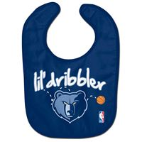 Picture of Memphis Grizzlies All Pro Baby Bib