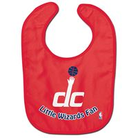 Picture of Washington Wizards All Pro Baby Bib