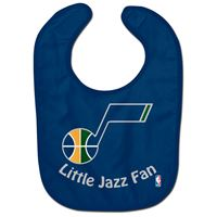 Picture of Utah Jazz All Pro Baby Bib