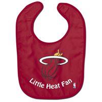 Picture of Miami Heat All Pro Baby Bib