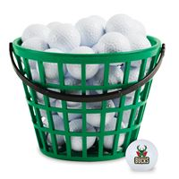 Picture of Milwaukee Bucks Bucket of 36 Golf Balls
