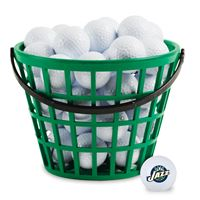 Picture of Utah Jazz Bucket of 36 Golf Balls